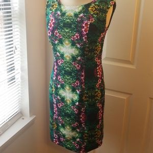 Sz 8 CYNTHIA ROWLEY garden dress - wedding season